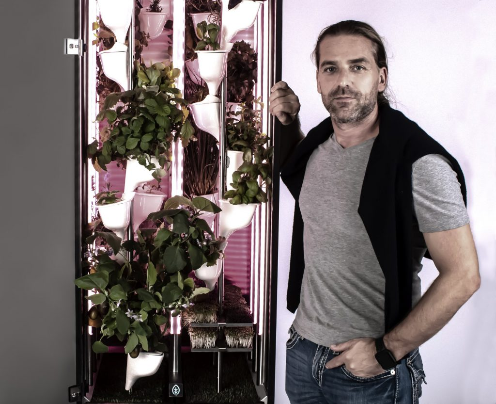 KAUST Brings Creators of the World's First Fully Automated Kitchen Garden to Saudi Arabia
