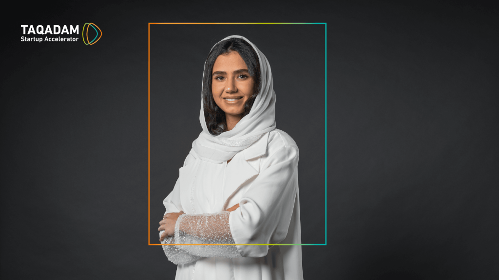 With support from TAQADAM, a female founder grows her passion for fashion