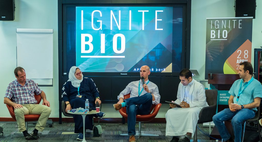 Ignite Bio KAUST