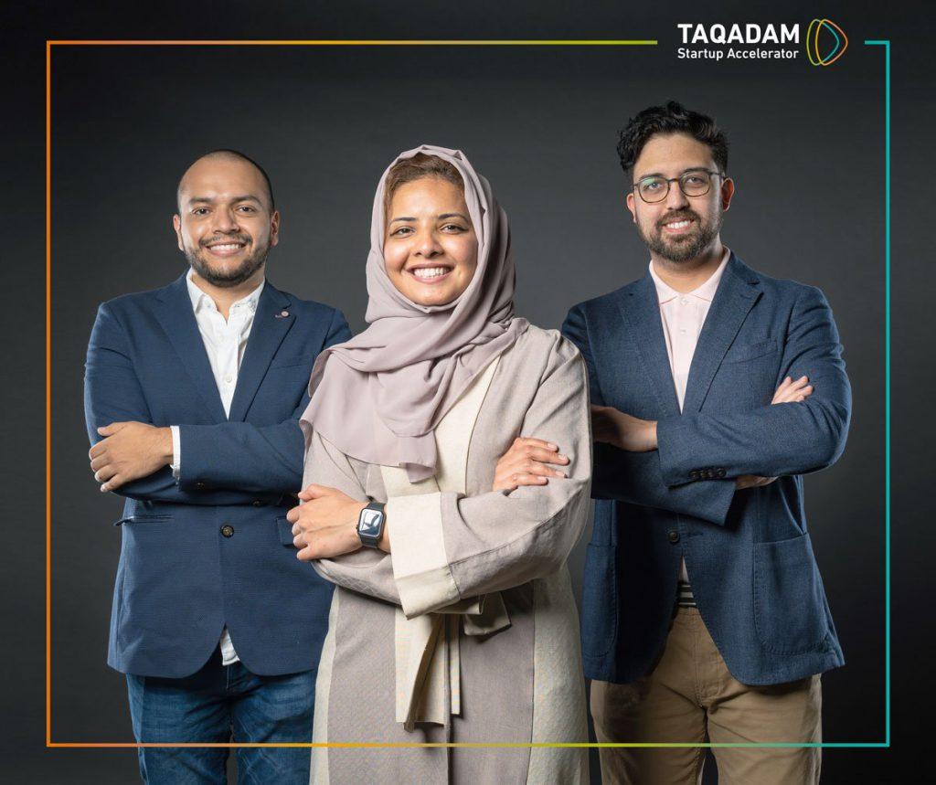 This year's TAQADAM Startup Showcase Winners